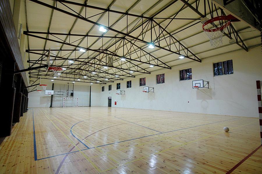 Hala Sportowa na Mazurach