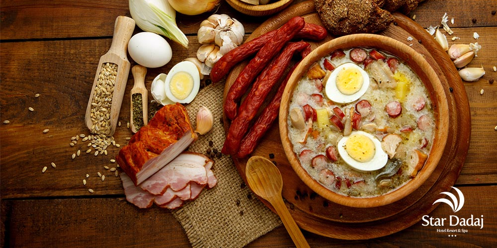 kuchnia warmińska restauracja