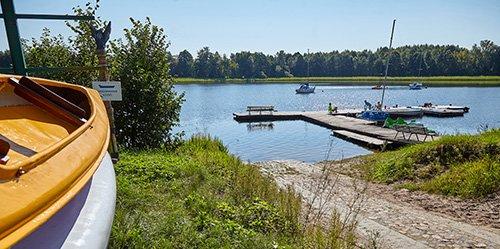 Atrakcje hotel Mazury jezioro