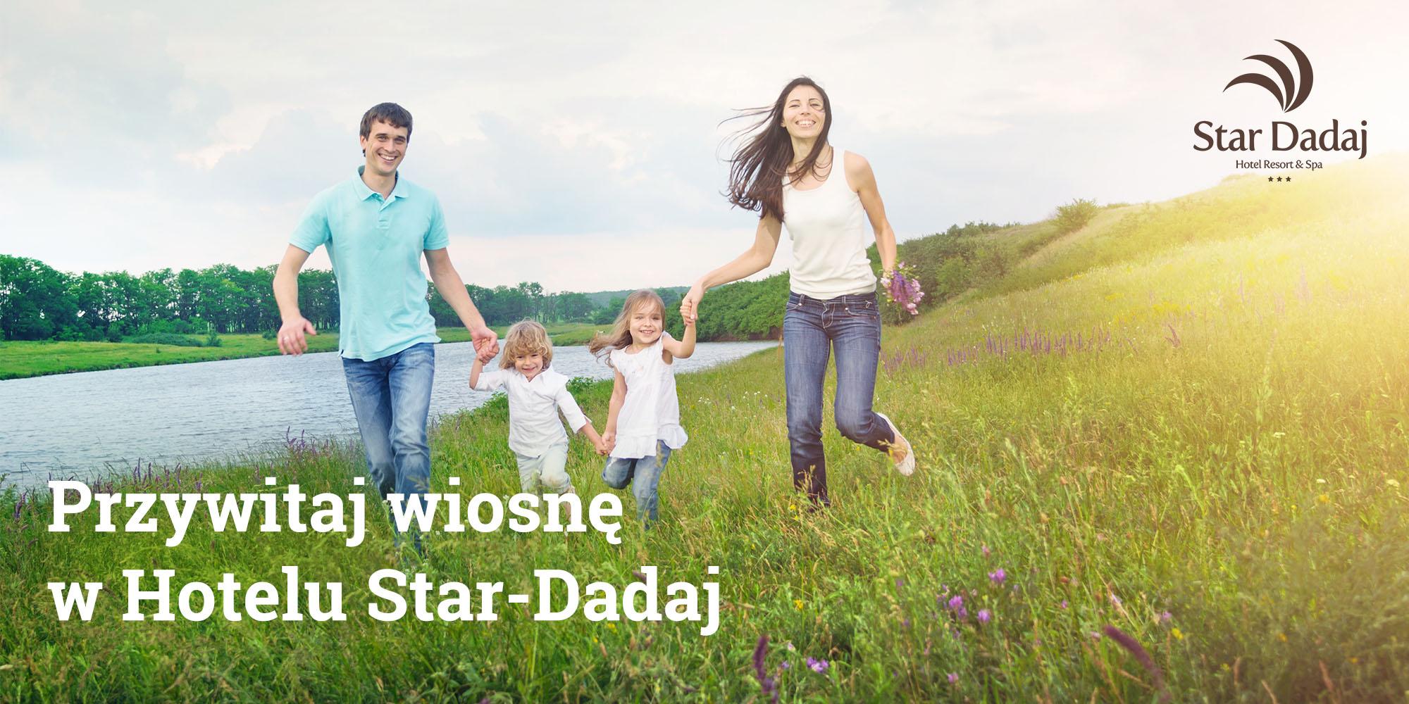 pakiet wiosenny w Hotelu Star-Dadaj na Mazurach