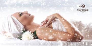 zimowy reklaks w spa na mazurach