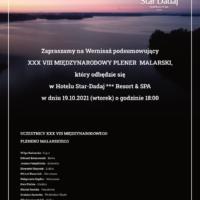 zaproszenie plakat